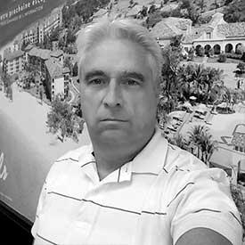Benoit Lavallé, Formateur spécialisé dans les destinations Sud et les hôtels, les croisières, etc.