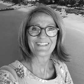 Brigitte Beaulieu, Formatrice experte pour les destinations Europe, Asie, Afrique, Océanie, Amérique du Sud